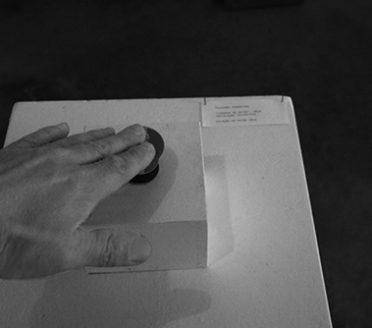Arte interativa – carrega no botão