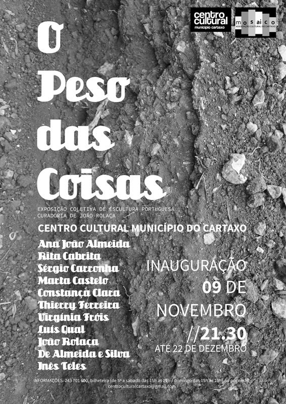 POSTER PESO DAS COISAS