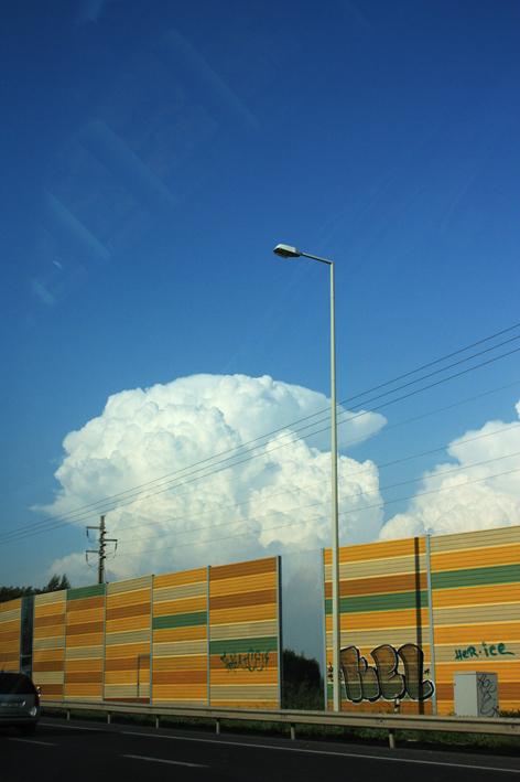 following a cloud 9