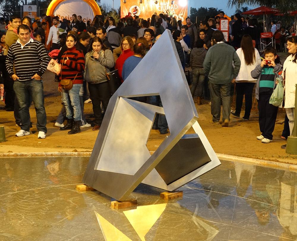 SEMILLA CUBIC - THIERRY FERREIRA, art, arte, sculpture, escultura