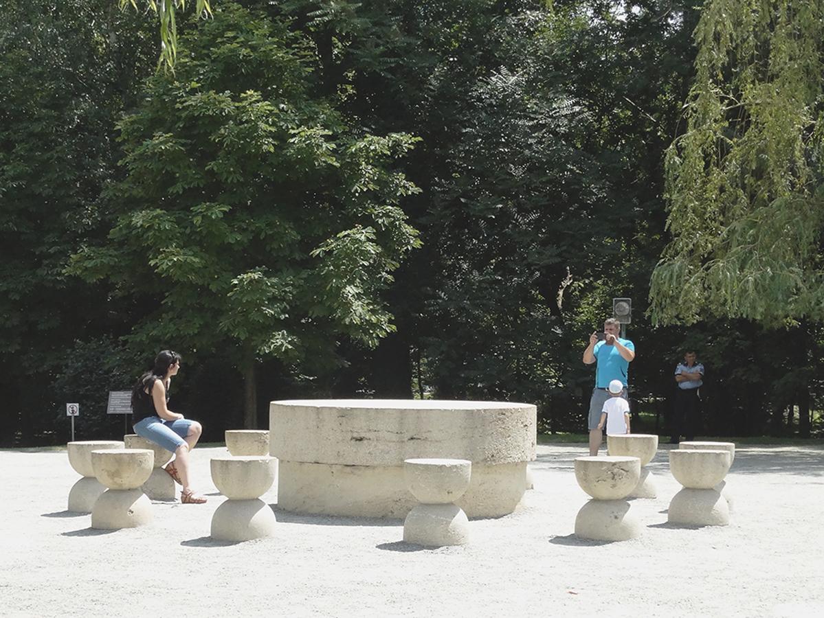 Thierry Ferreira, Romania, 2016, Brancusi, art, sculpture, arte, escultura
