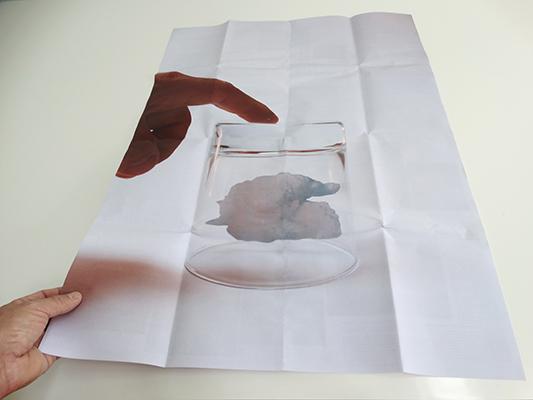 Thierry Ferreira - Pursuit of radioactive cloud 2015 - Photographie, artist's book - Livro de artista - Fotografia