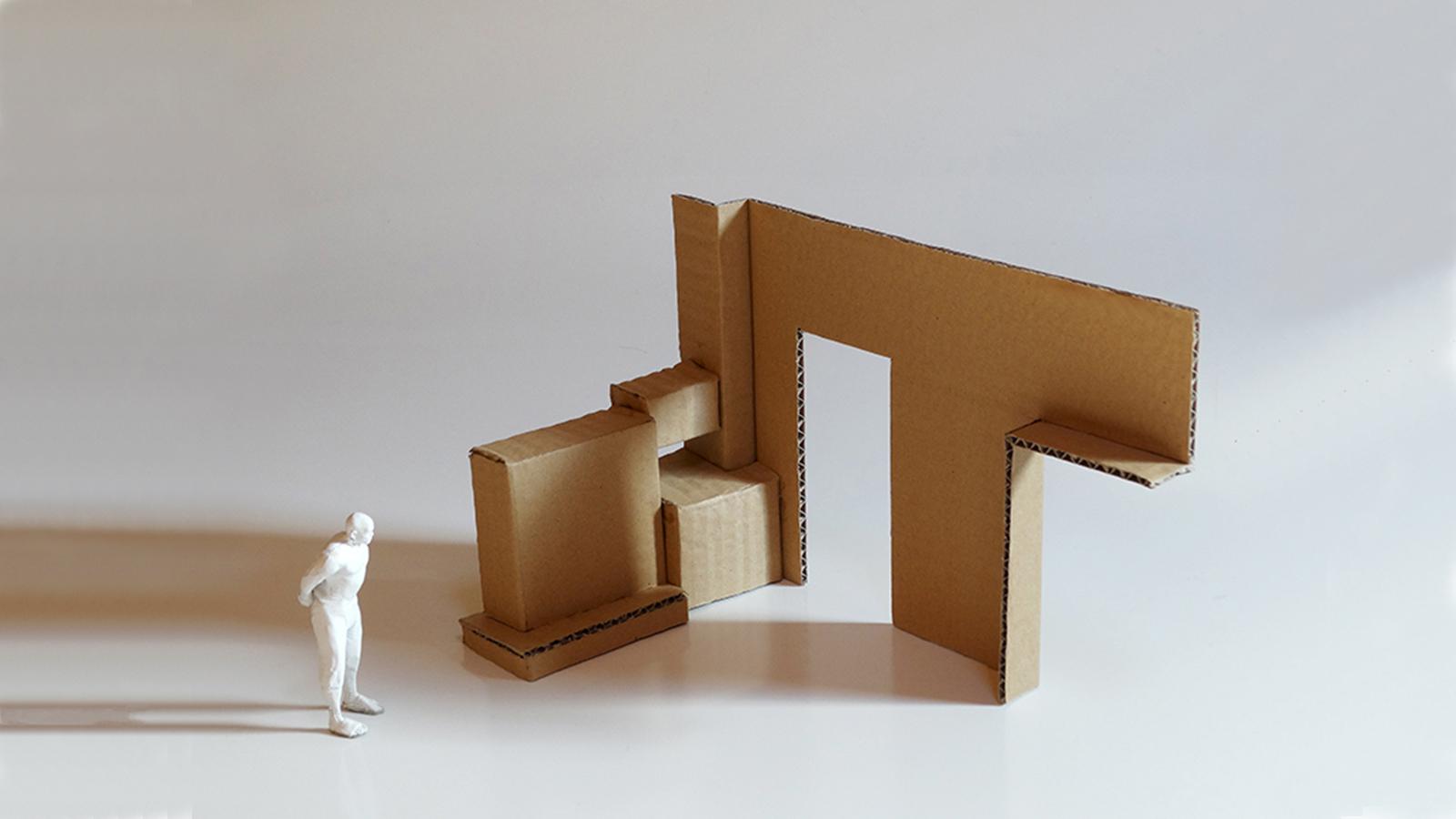 thierry ferreira, projet, art, arte, maqueta, model, sculpture, escultura