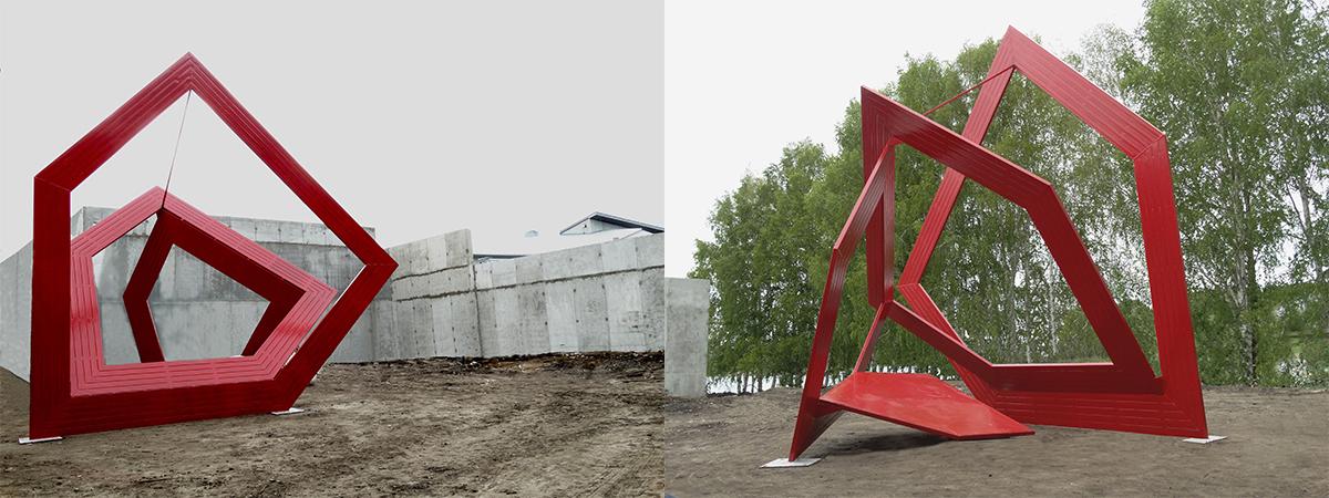 thierry ferreira sculpture russia 2016