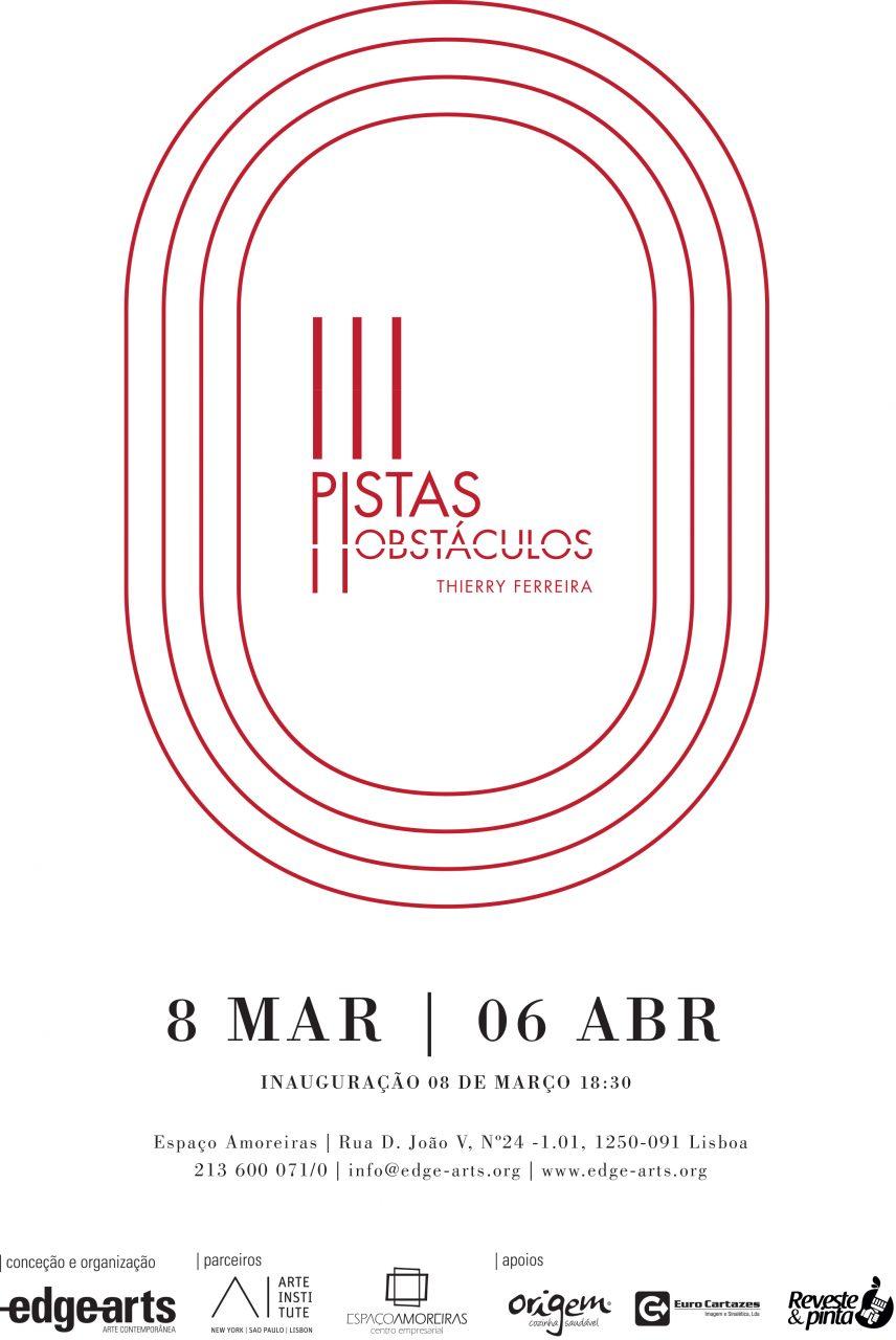 III Pistas II Obstáculos, Edge Artes, Lisboa 2018