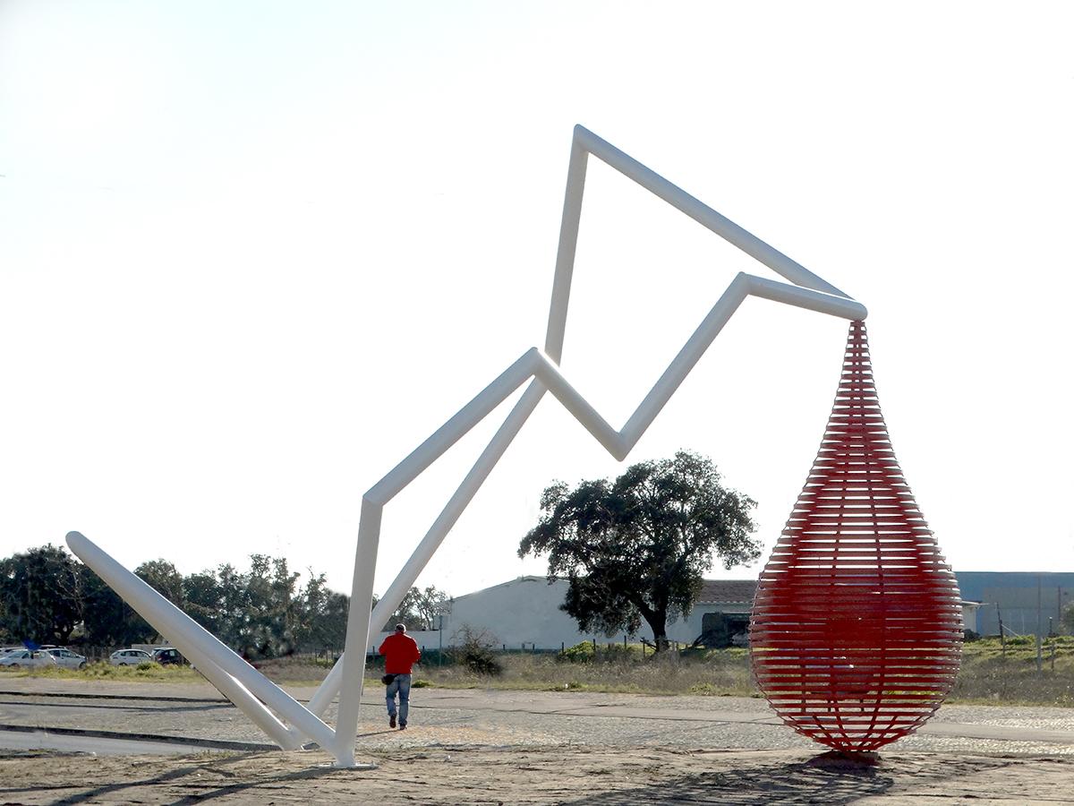 vThierry Ferreira , arte, art, escultura, Sculpture, arquitetura, architecture, arte contemporâneo, contemporary art, projecto,
