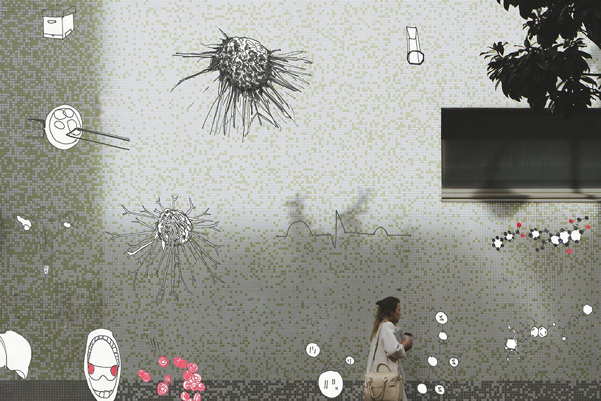 Mural - Thierry Ferreira