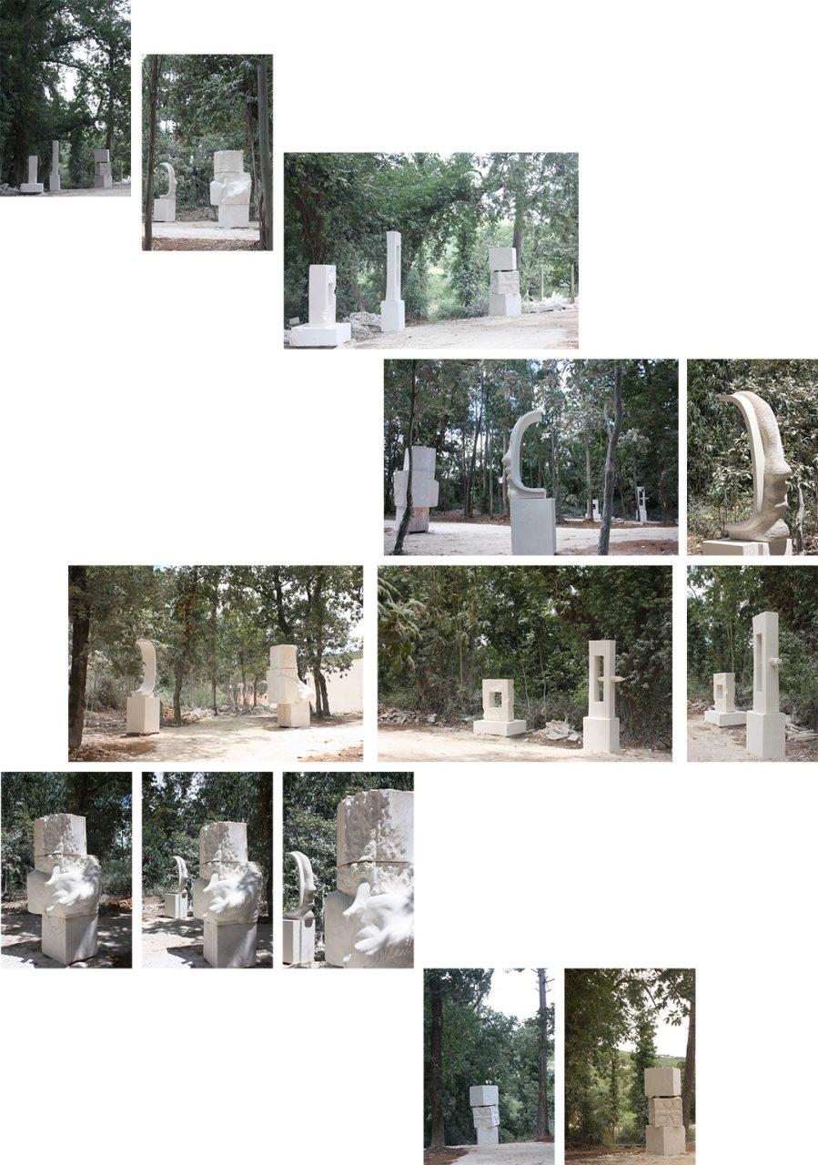 International Sculpture Symposiums - Portugal